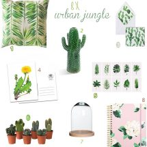 Urban jungle: 8 groene items