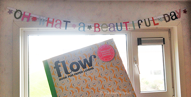 Flow book for paper lovers II