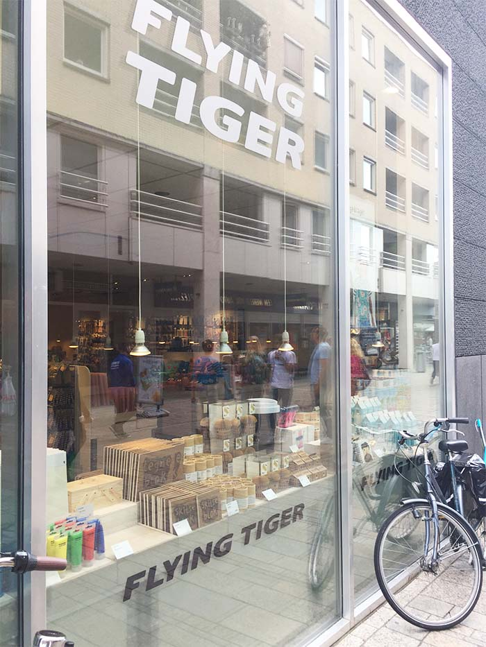 Hotspot in Nederland: Flying Tiger