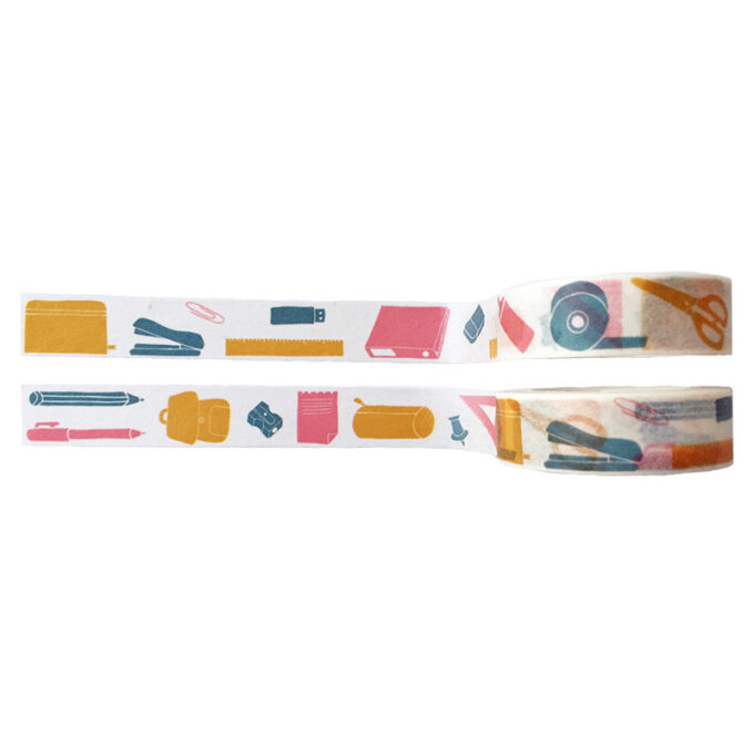 Masking Tape Stationery van Nouk-san