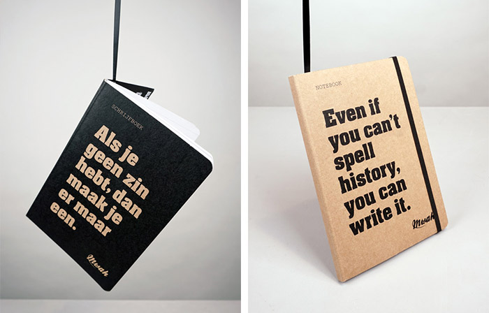 Mwah stationery: notitieboeken