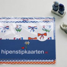 Studio Holland kaarten en stickers